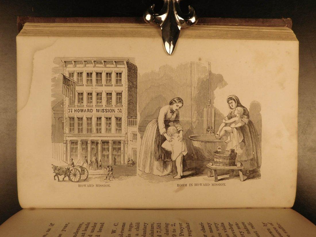 1870 NEW YORK City Great Metropolis History Susan B - 9