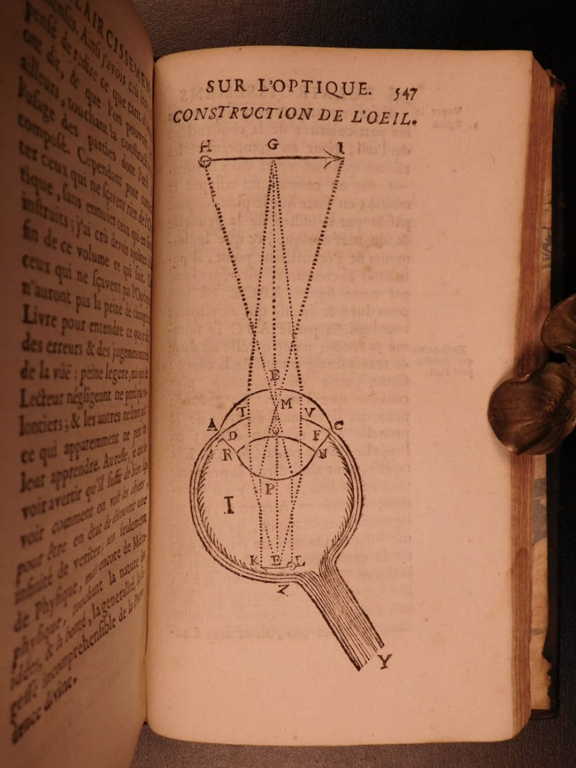 1721 Malebranche Philosophy Search After Truth Nature - 10