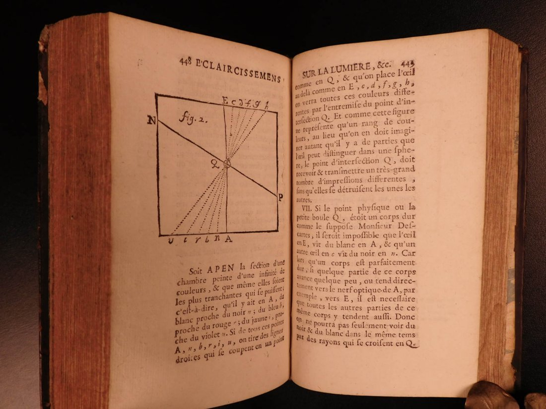 1721 Malebranche Philosophy Search After Truth Nature - 5