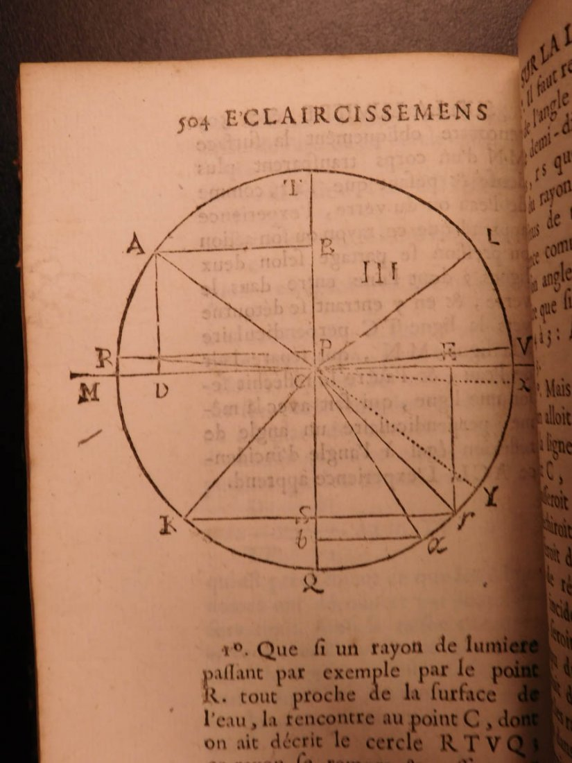 1721 Malebranche Philosophy Search After Truth Nature - 7