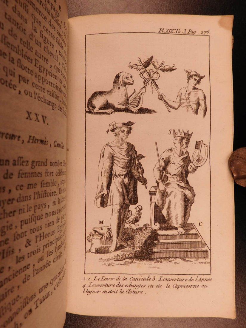 1759 Astronomy Astrology Cosmogony Occult Egypt - 10