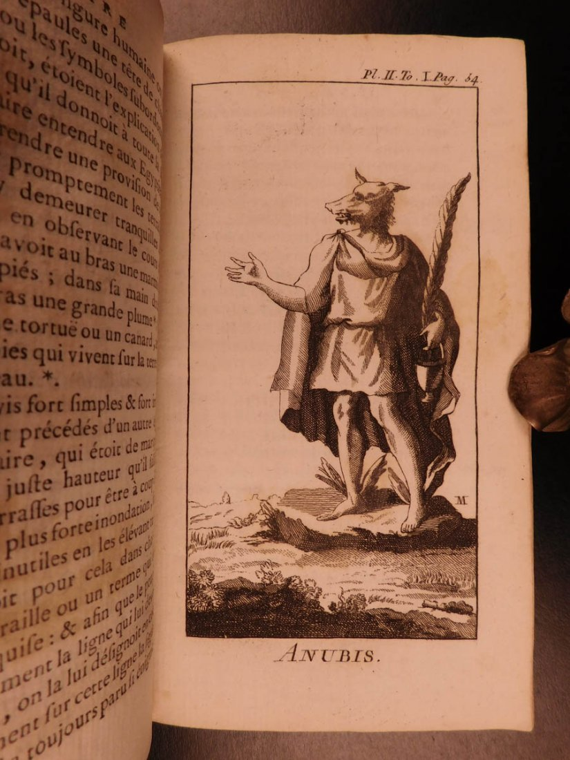 1759 Astronomy Astrology Cosmogony Occult Egypt - 4