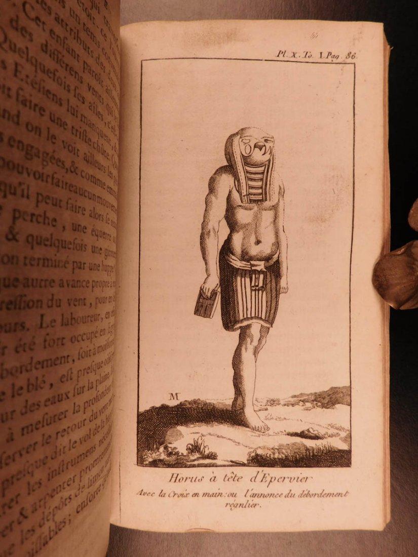 1759 Astronomy Astrology Cosmogony Occult Egypt - 7