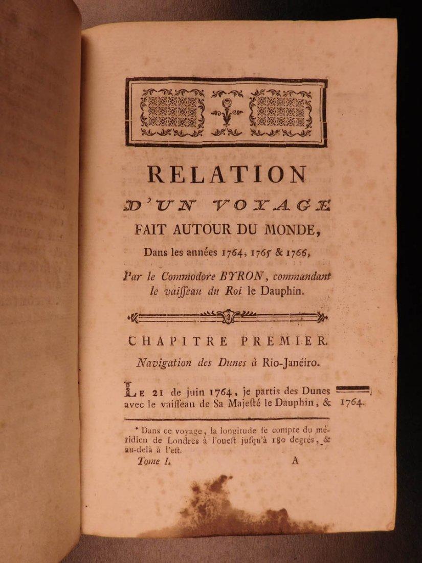 1774 1ed Voyages Captain Cook Pacific Ocean Wallis - 4