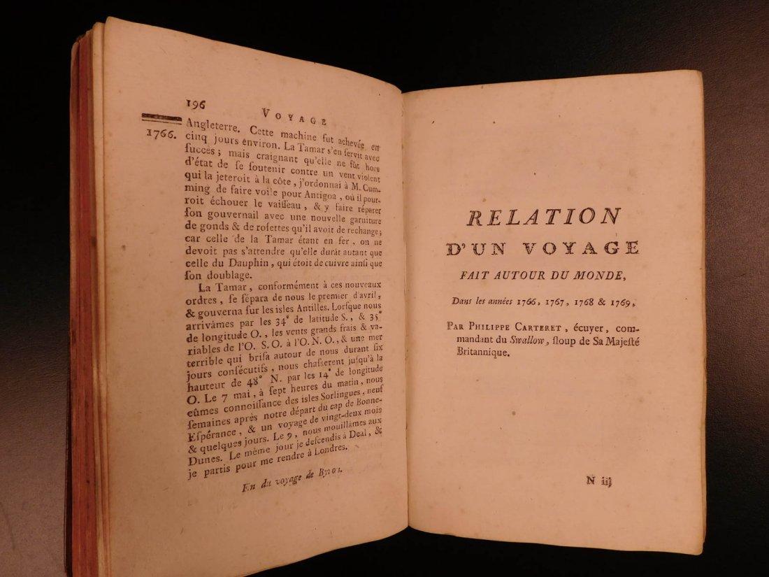 1774 1ed Voyages Captain Cook Pacific Ocean Wallis - 5