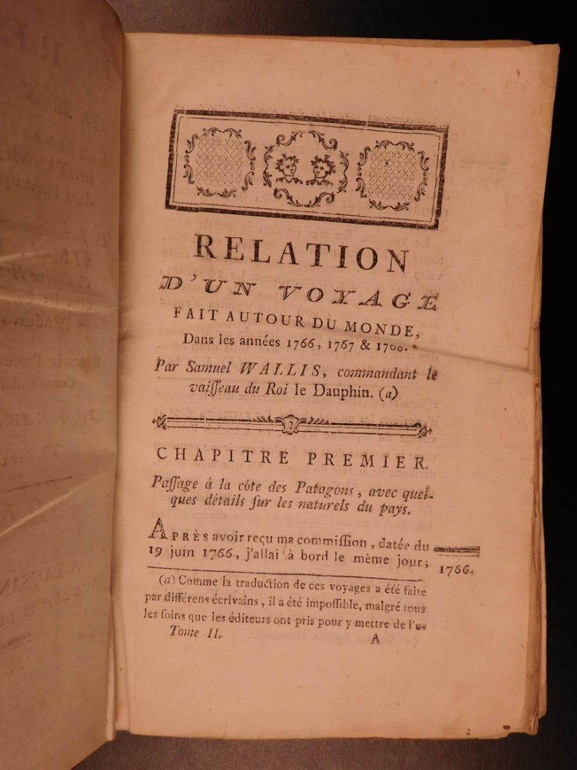 1774 1ed Voyages Captain Cook Pacific Ocean Wallis - 8
