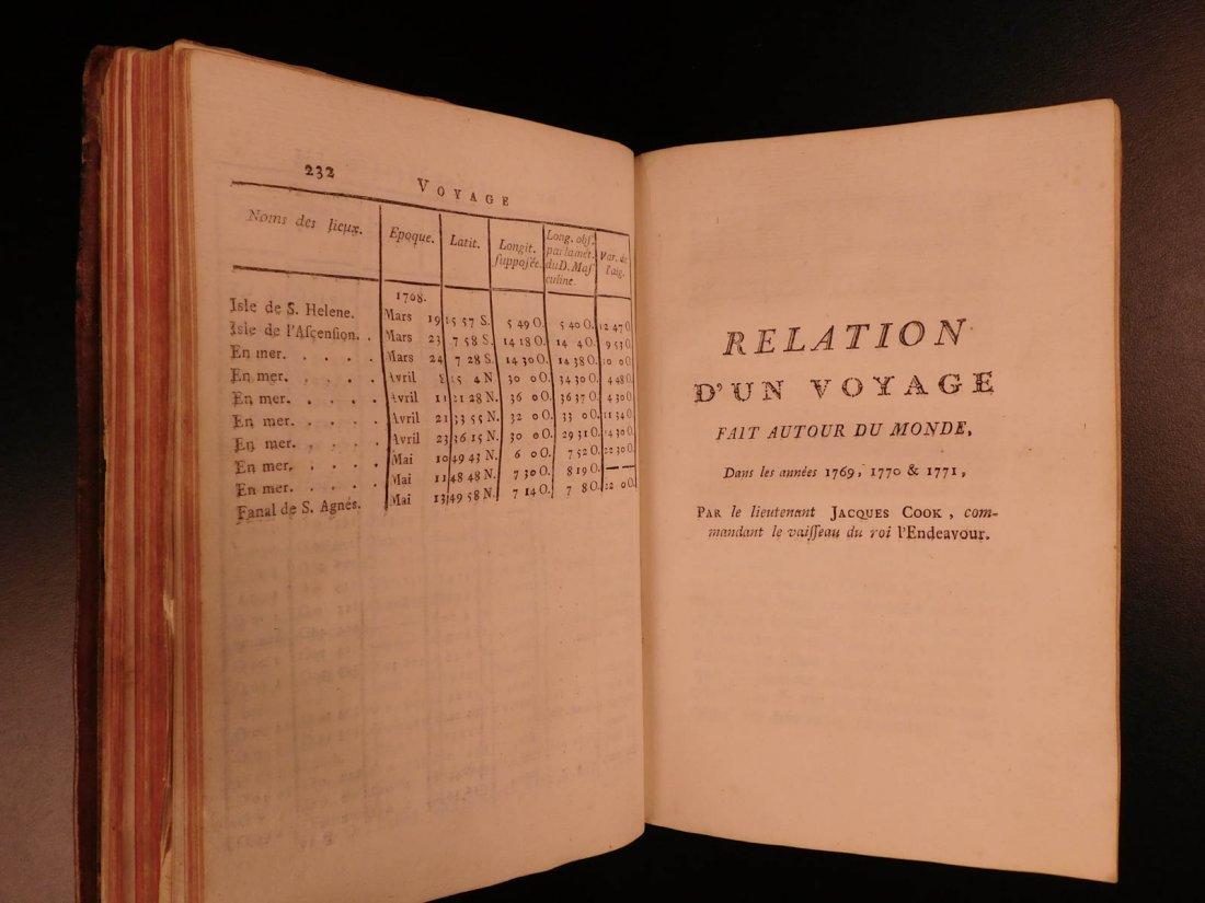1774 1ed Voyages Captain Cook Pacific Ocean Wallis - 9