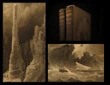 1856 1st ed Arctic Explorations Elisha Kane Voyages