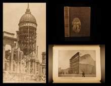 1906 1st ed San Francisco Earthquake Horror California