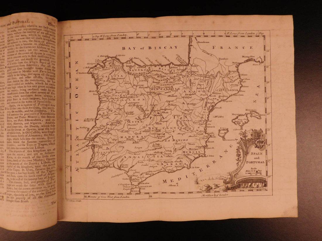 1761 London Magazine EGYPT Mythology American Trade - 5