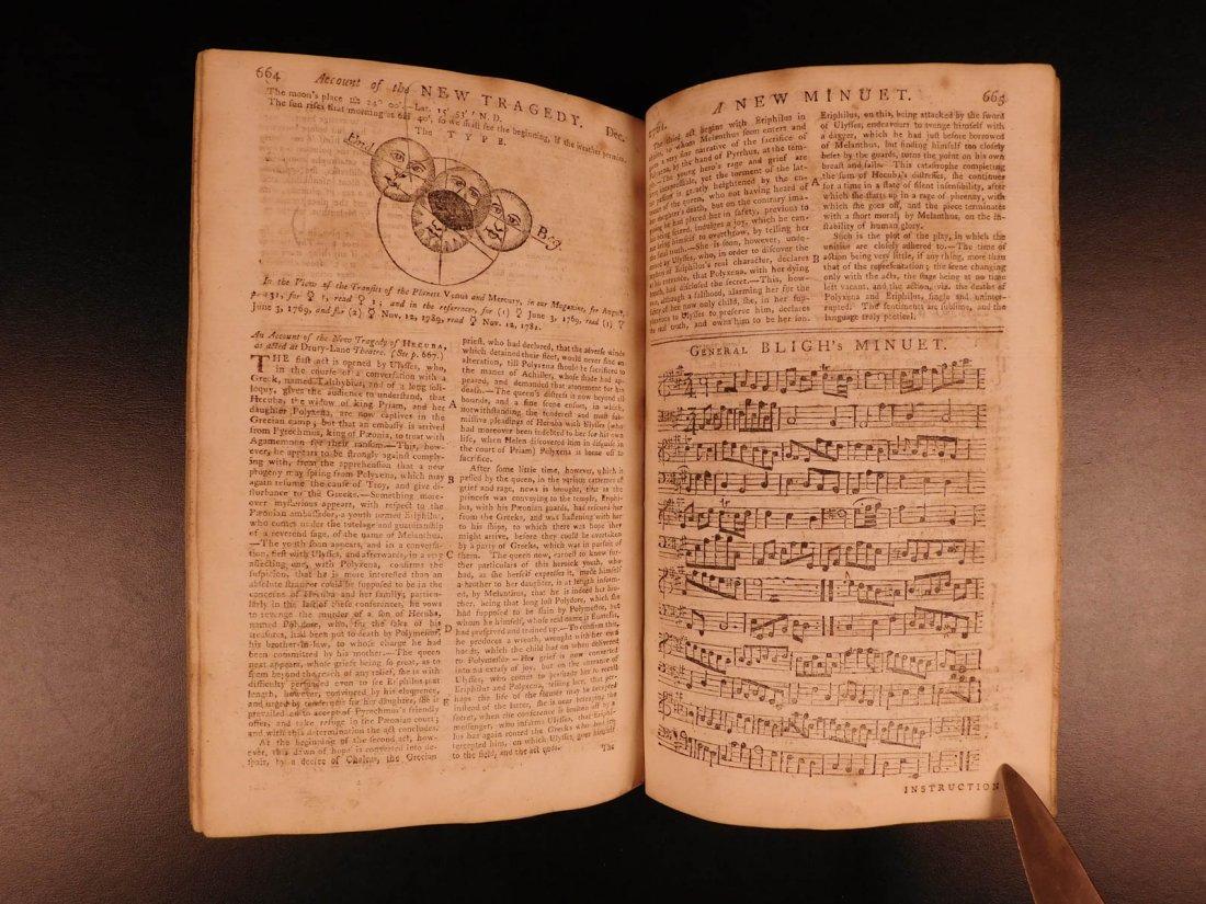 1761 London Magazine EGYPT Mythology American Trade - 7