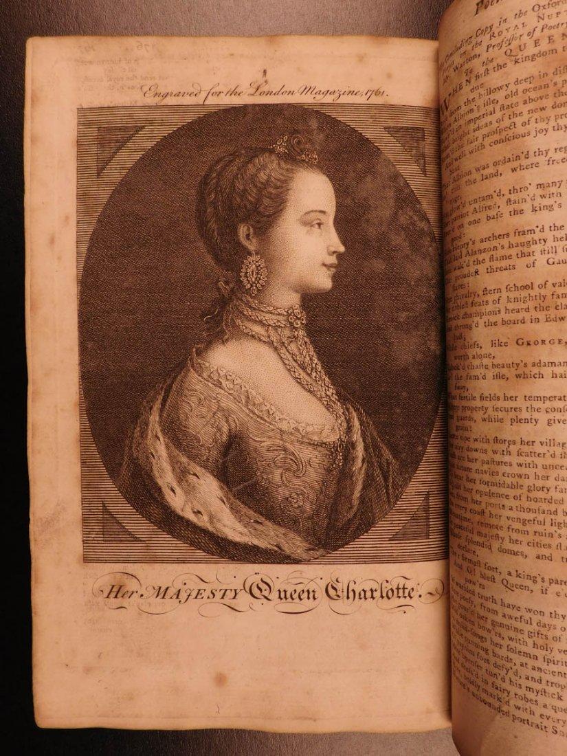 1761 London Magazine EGYPT Mythology American Trade - 9