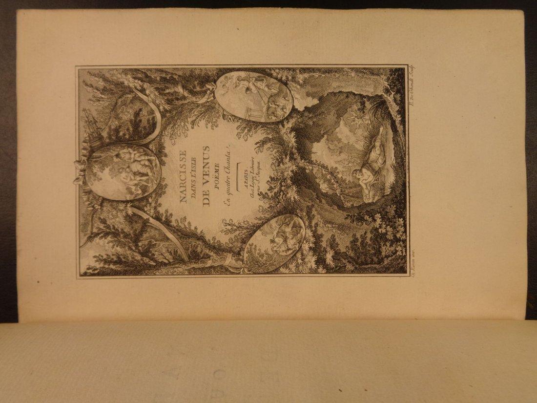 1769 1ed FINE BINDING Narcissus Venus Illustrated - 5