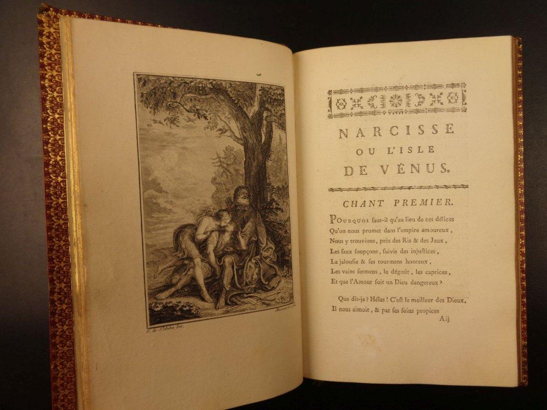 1769 1ed FINE BINDING Narcissus Venus Illustrated - 6