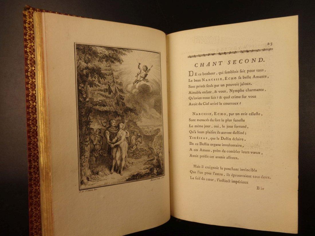 1769 1ed FINE BINDING Narcissus Venus Illustrated - 7