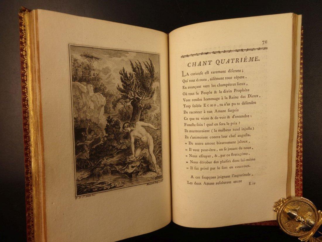 1769 1ed FINE BINDING Narcissus Venus Illustrated - 9