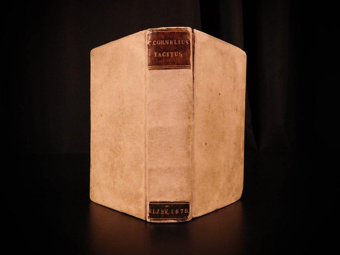 1678 Tacitus Annals Histories Roman Empire Nero