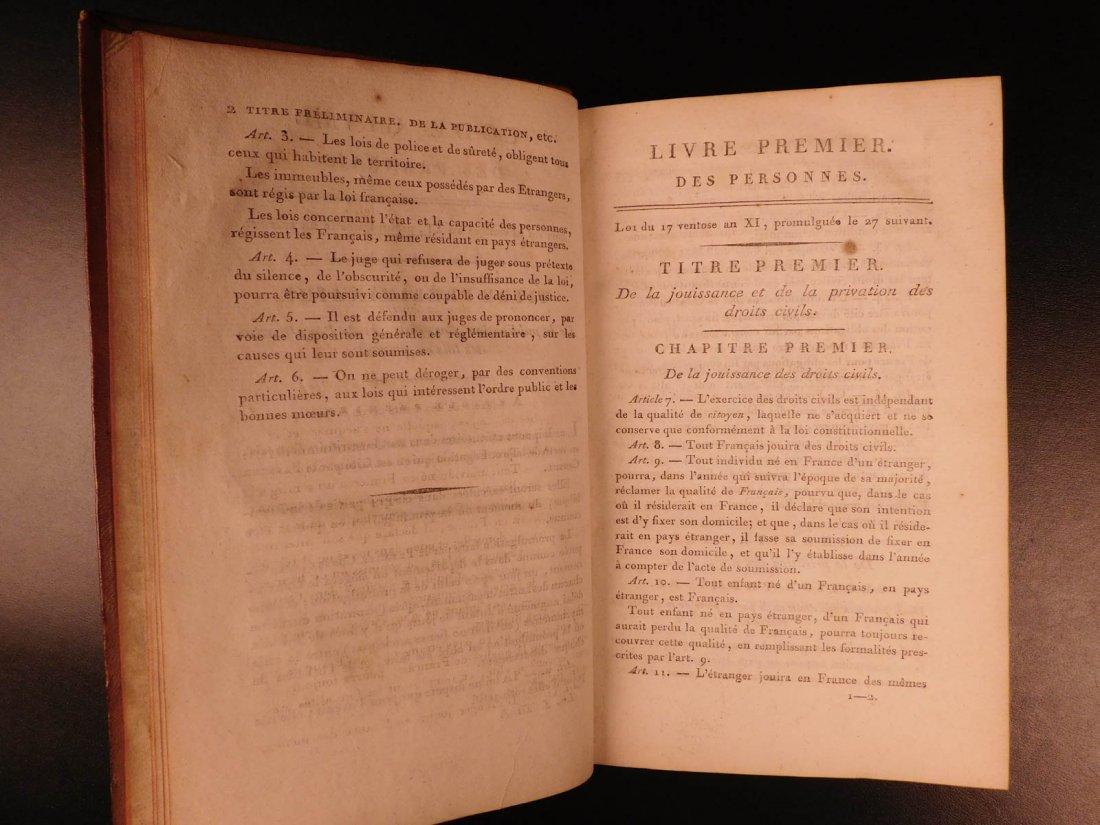 1804 French Civil Code Napoleonic War French Revolution - 4
