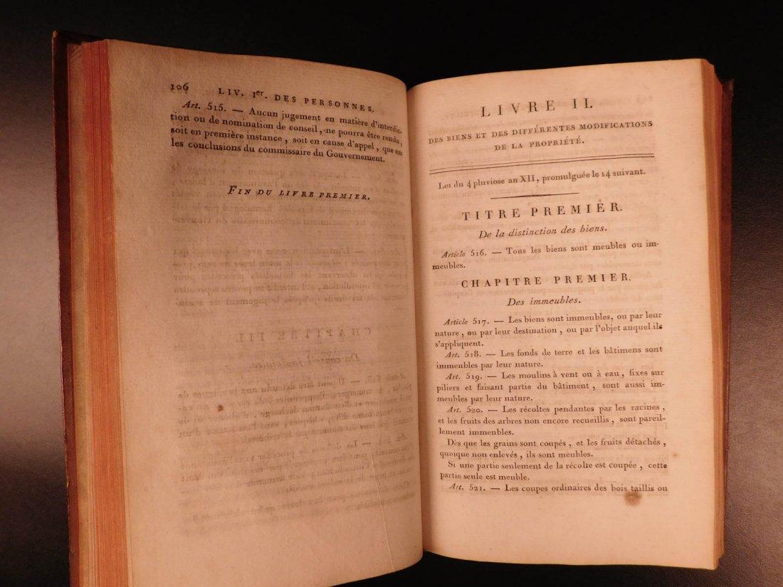 1804 French Civil Code Napoleonic War French Revolution - 5