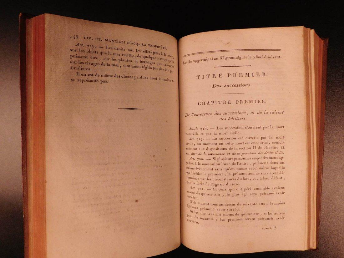 1804 French Civil Code Napoleonic War French Revolution - 7
