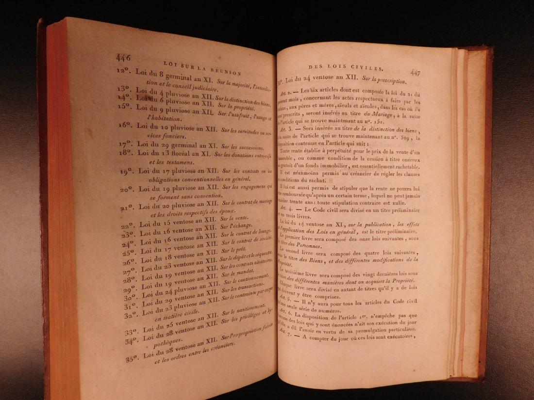1804 French Civil Code Napoleonic War French Revolution - 9