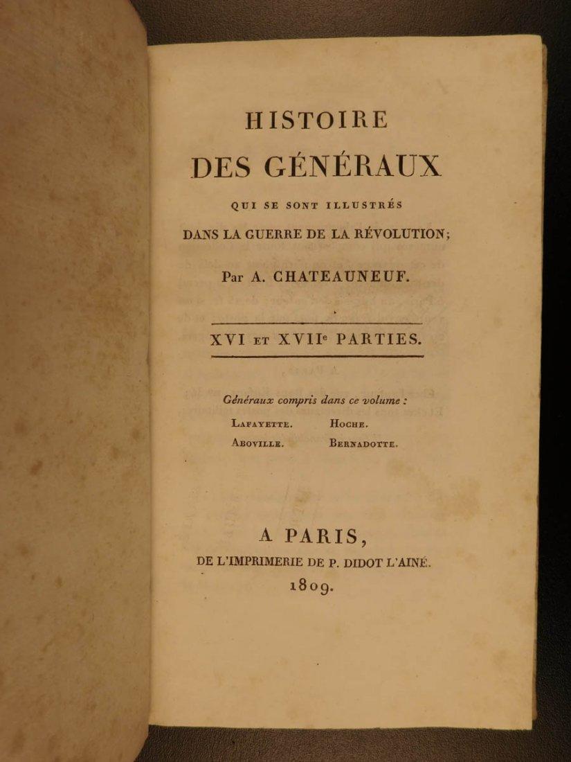 1809 General Lafayette American Revolution French - 5