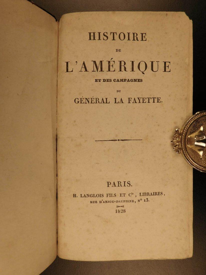 1809 General Lafayette American Revolution French - 6