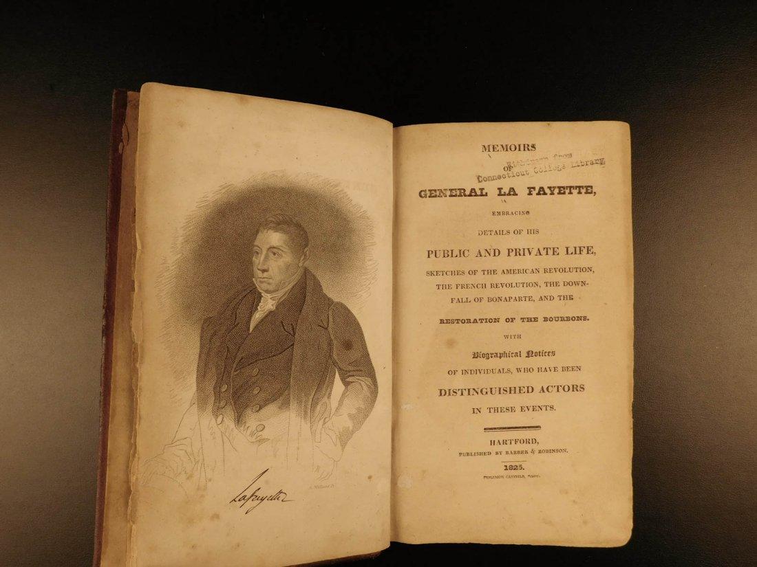 1809 General Lafayette American Revolution French - 8