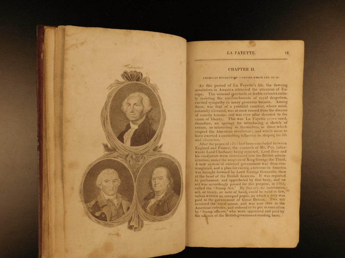 1809 General Lafayette American Revolution French - 9