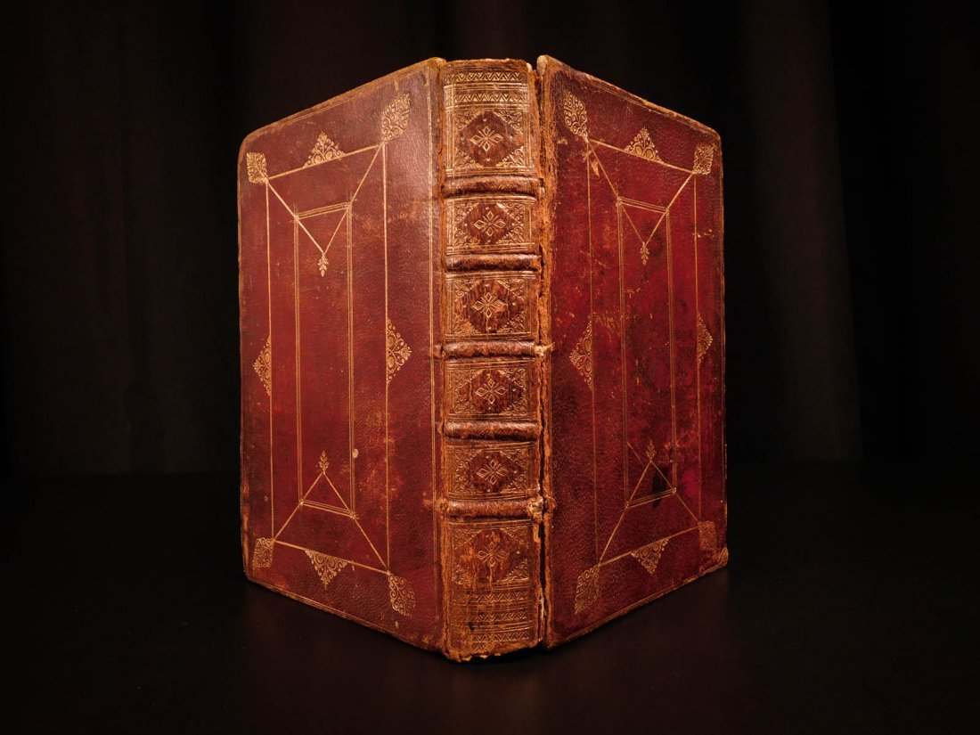 1688 Book of Common Prayer Charles Bill Church