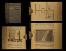 1898 1ed MAGIC  Conjuring Nevil Hopkins Chemistry