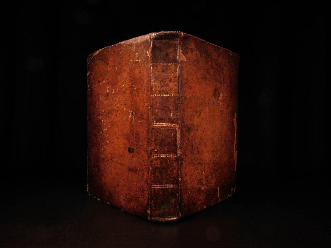 1682 Colonial Bible Concordance Puritan FAMOUS Samuel