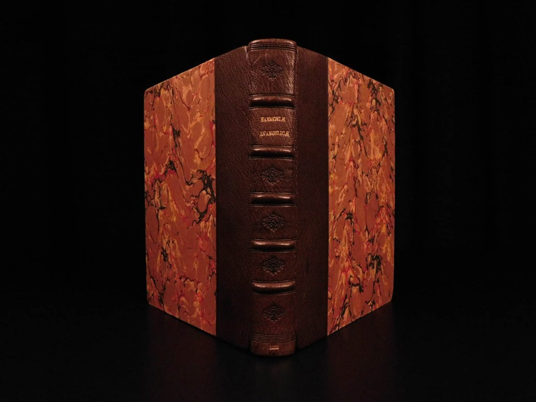 1656 1ed Gospel Bible Harmony & Life of Jesus Christ