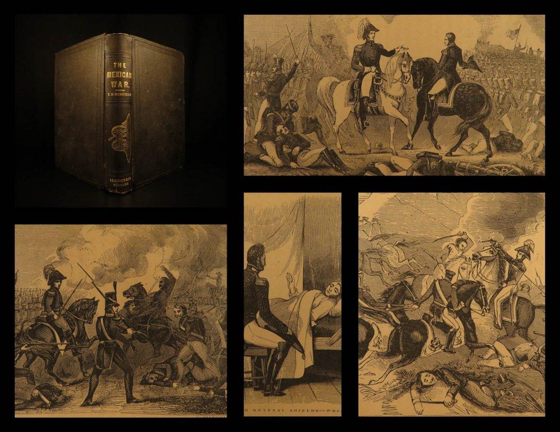 1849 Mexican War United States Military Texas Alamo