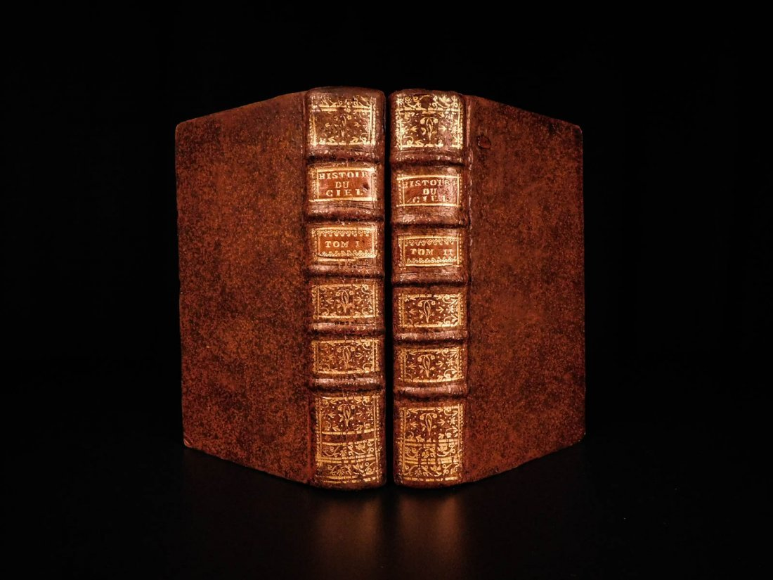 1739 1ed Occult Astronomy Astrology Cosmogony Egyptian