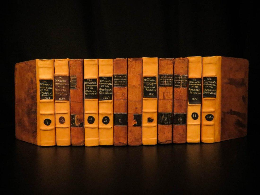 1829 1ed American Revolution Correspondence