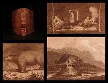 1784 1ed Captain James Cook Third Pacific Voyage