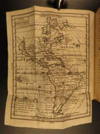 1711 MAPS Atlas Geography Africa Asia America