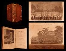 1796 1ed US Captain James Cook Third Voyage