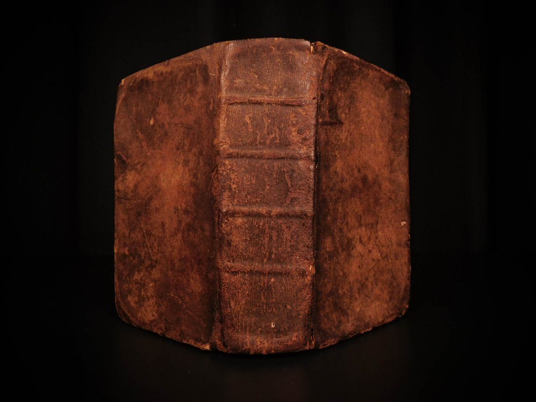 1797 RARE Scottish Holy Bible Edinburgh Scotland Kerr