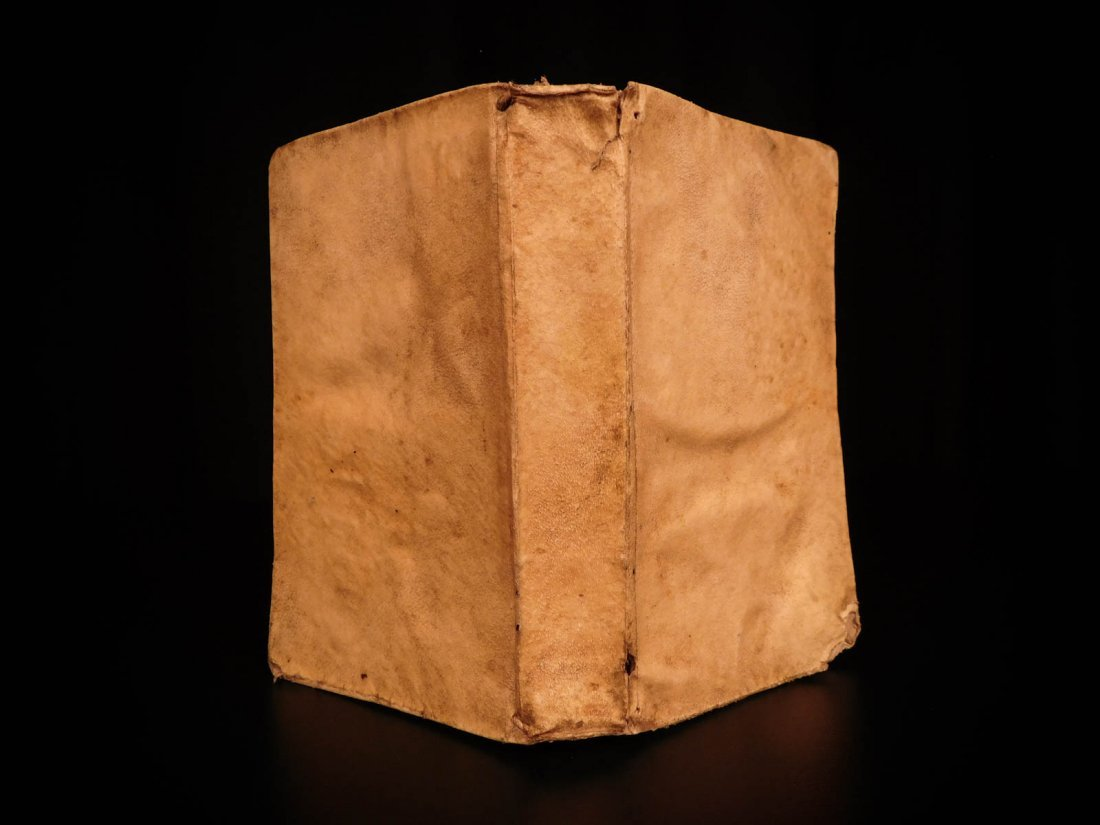 1670 Works of Jean Dehenault French Poetry Consolation