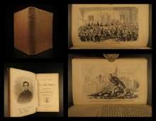 1860 1st edition John Brown Abolitionist American SLAVE