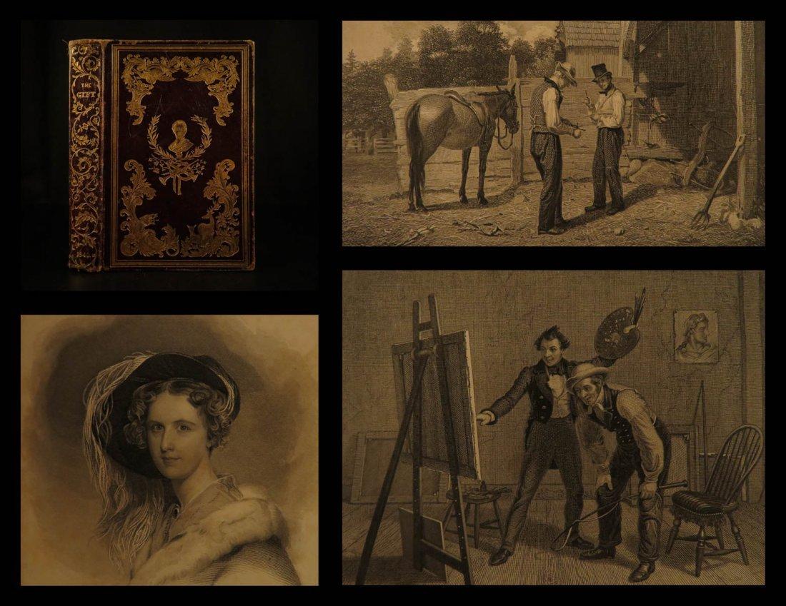 1839 1st ed FAMOUS Edgar A Poe Literature William