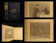 1875 1st ed Mark TWAIN Sketches Samuel Clemens Jumping