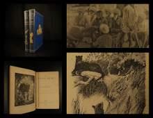 1895 The Jungle Book Rudyard Kipling Children�s INDIA