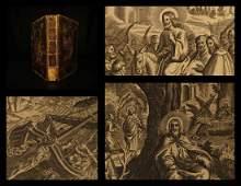 1676 RARE Book of Common Prayer Bible Church of England