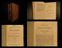 1819 Wealth of Nations Adam Smith Economics Industrial