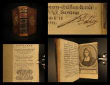 1694 Balthasar Bekker World Bewitched MAGIC Sorcery