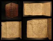 1813 Geography Atlas MAPS Benjamin Davies World Turkey