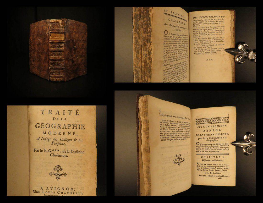 1780 Gibrat Modern Geography USA Italy Turkey Louisiana